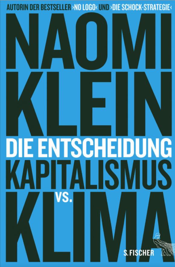 Cover des Buches von Naomi Klein