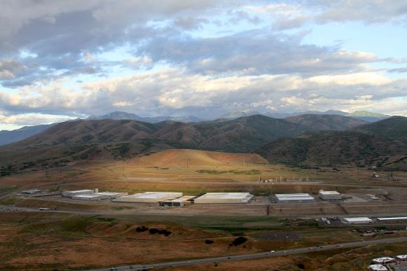 Das Utah Data Center
