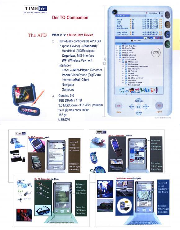 Das iPhone - in seiner Version 0.9