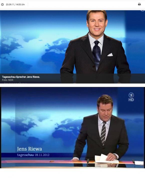 Jens Riewa 2011 - 2012