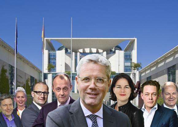 Die Regierung Röttgen
